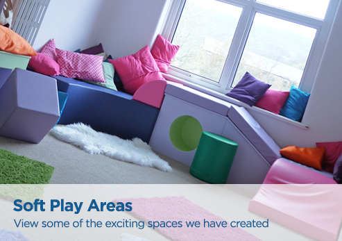 View some of our latest indoor play area projects